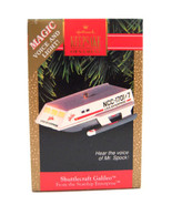 Star Trek Shuttlecraft Galileo Starship Enterprise Magic 1992 Hallmark Ornament - $11.76