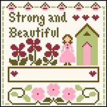 Strong & Beautiful Little Women Virtue Silk Thread Pack LHN - Classic Co... - $12.60