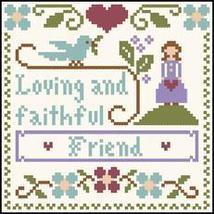 Loving & Faithful Little Women Virtue Silk Thread Pack LHN - Classic Col... - $12.60