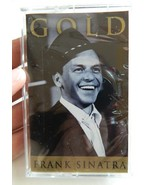 FRANK SINATRA GOLD, 1997 EMI-CAPITOL, RARE CASSETTE TAPE, BRAND NEW, SEA... - $5.95