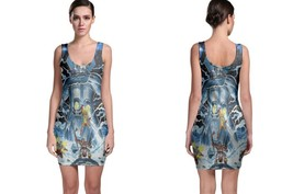 Galactus and super hero BODYCON DRESS - $25.99+