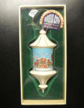 Radio City Music Hall New York City Christmas Ornament Collage Sleeved B... - $12.99