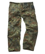 Genuine Vintage German Military Flecktarn Trousers - $25.69