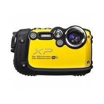 FUJIFILM XP200 Yellow Fujifilm FinePix 16MP Digital Camera W/ 3-in LCD - $325.71