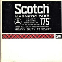 Scotch Reel to Reel Magnetic Recording Tape - $9.90