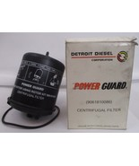 ONE NEW DETROIT DIESEL POWER GUARD 9061810086 CENTRIFUGAL FILTER - $36.72