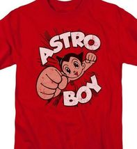 Astro Boy t-shirt New Mighty Atom Retro 80s TV cartoon graphic tee ABOY103 image 3