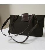 Cee Klein Accessories Dark Brown Medium Shoulder Handbag - $34.00