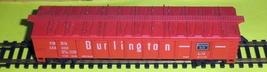HO Train -  Burlington Boxcar - $5.95