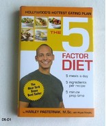 The 5 Factor Diet  Hollywood Book - $6.99