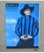 Garth Brooks Ropin' the Wind  Sheet Music book - $8.99