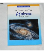In Quest of the Universe Second Edition   Author: Karl F. Kuhn - $7.99