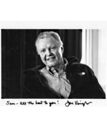 8 x 10 Autographed Photo of Jon Voight RP - $7.00