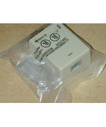 Lot of 6 Ethernet RJ45 Modular wall Boxes for all Wired Networks x6  - $15.81