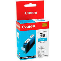 Canon Genuine BCI-3eC Original Printer Ink Cartridge Cyan/New oem - $8.25