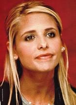 Sarah Michelle Gellar Melissa Joan Hart teen magazine pinup clipping Buffy Bop