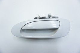 1994 - 1997 Honda Accord Driver Rear Outer Door Handle OEM (White) - $34.99
