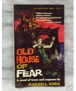 Old House of Fear \ Kirk - $20.00