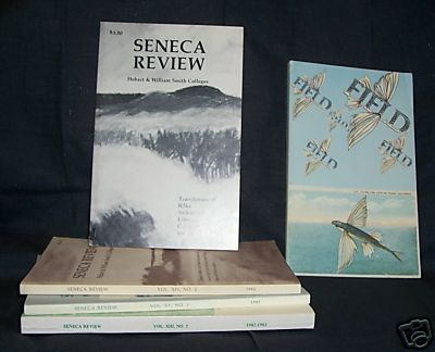 Seneca Review 4 Editions
