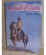 Hands of Cantu Tom Lea - $55.00