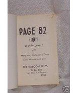 Page 82 \JackMcgovern - $25.00