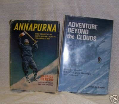 Annapurna \ Adventure Beyond the Clouds