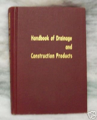 Armco Handbook of Drainage and Construction Products 19
