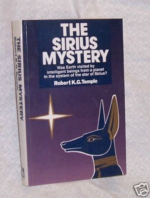 The Sirius Mystery \ Robert Temple