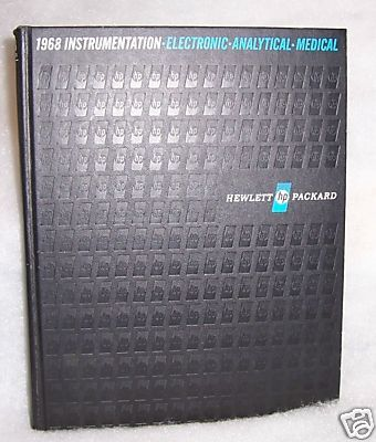 HP 1968 Instrumentation Manual for
