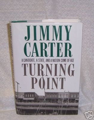 Turing Point Jimmy Carter Signed