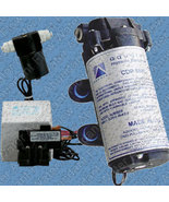 Aquatec CDP 8800 Booster Pump Upgrade Kit for reverse osmosis with ESO &... - $184.97