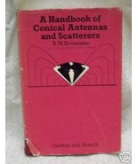 A Handbook of Conical Antennas and Scatterers - $275.00