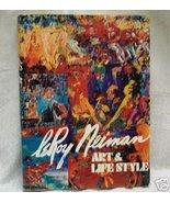 LeRoy Neiman Art and Lifestyle - $85.00