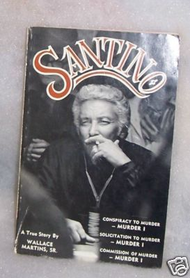 SANTINO: A True Story lst. Signed