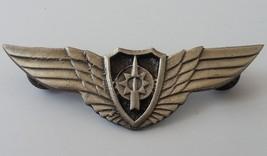 Israel IDF Airforce NAVIGATOR wings badge Israeli army pin - $15.00