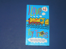 I LOVE TOY TRAINS 4 - $5.99