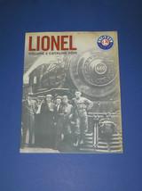 LIONEL VOLUME 2 CATALOG 2010 - $4.99
