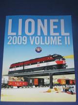 2009 LIONEL VOLUME II - $4.99