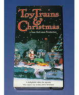 TOY TRAINS & CHRISTMAS - $4.99