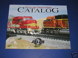 ATLAS  2005 SPRING/SUMMER CATALOG - $3.50