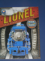 2012 LIONEL SIGNATURE EDITION CATALOG - $4.99
