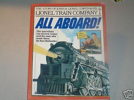 ALL ABOARD! THE STORY OF JOSHUA LIONEL COWEN - $12.99