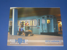 MTH CATALOG 2012 VOLUME ONE RAILKING PREMIER - $4.50