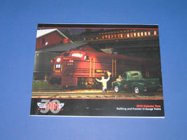 MTH CATALOG 2010 VOLUME TWO RAILKING AND PREMIER O-GAUGE TRAINS - $4.50