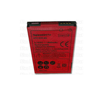 Battery Verizon HTC Ozone RED Droid 1800 mAh replacement spare extra xv6... - $11.21
