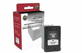 Inksters Remanufactured Black Ink Cartridge Replacement for HP CB335WN (HP 74) - $16.17