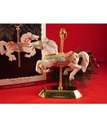 Hallmark 1993 Tobin Farley Carousel  New QX550-2 - $16.00