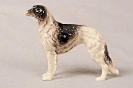 Vintage Borzoi Russian Wolfhound Dog Ceramic Ucagco Japan Figure Figurin... - $34.65