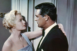 Grace Kelly classic about to kiss Cary Grant To Catch a Thief 18x24 Poster - $23.99