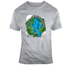 Kush Dynasty League Blue Ranger T Shirt - $26.99+